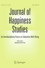 Journal of Happiness Studies 2/2020