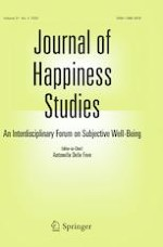 Journal of Happiness Studies 4/2020