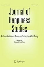 Journal of Happiness Studies 4/2021