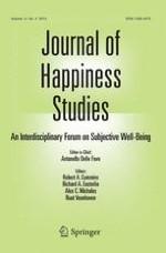 Journal of Happiness Studies 4/2005