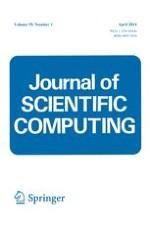 Journal of Scientific Computing 1/2006