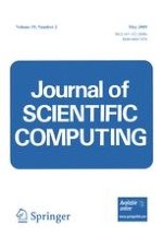 Journal of Scientific Computing 2/2009