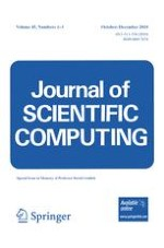 Journal of Scientific Computing 1-3/2010