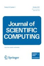 Journal of Scientific Computing 1/2011