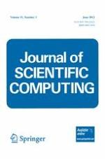 Journal of Scientific Computing 3/2012