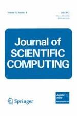 Journal of Scientific Computing 1/2012