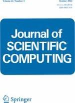 Journal of Scientific Computing 1/2014