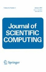 Journal of Scientific Computing 1/2015