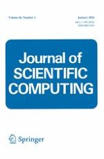 Journal of Scientific Computing 1/2016