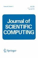 Journal of Scientific Computing 1/2016