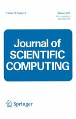 Journal of Scientific Computing 1/2017