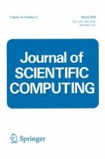 Journal of Scientific Computing 3/2018