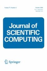 Journal of Scientific Computing 1/2018