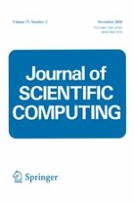 Journal of Scientific Computing 2/2018