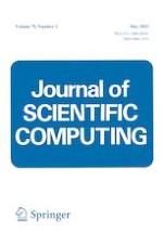 Journal of Scientific Computing 2/2019