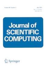 Journal of Scientific Computing 1/2019