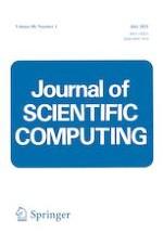 Journal of Scientific Computing 1/2021