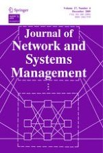 Journal of Network and Systems Management 4/2009