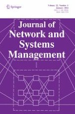 Journal of Network and Systems Management 1/2014
