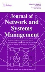 Journal of Network and Systems Management 2/2015