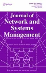 Journal of Network and Systems Management 4/2015