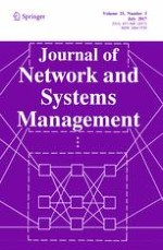 Journal of Network and Systems Management 3/2017