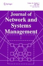 Journal of Network and Systems Management 3/2018