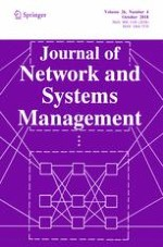 Journal of Network and Systems Management 4/2018