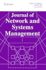 Journal of Network and Systems Management 1/2019