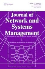 Journal of Network and Systems Management 4/2019
