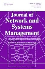 Journal of Network and Systems Management 3/2020