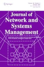 Journal of Network and Systems Management 4/2020
