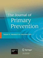 The Journal of Primary Prevention 5-6/2010