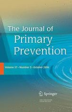 The Journal of Primary Prevention 5/2016