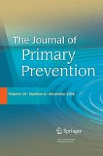 The Journal of Primary Prevention 6/2018