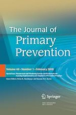 The Journal of Primary Prevention 1/2019