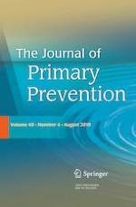 The Journal of Primary Prevention 4/2019