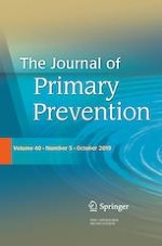 The Journal of Primary Prevention 5/2019