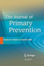The Journal of Primary Prevention 6/2019