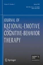 Journal of Rational-Emotive & Cognitive-Behavior Therapy 1/2005