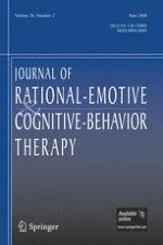Journal of Rational-Emotive & Cognitive-Behavior Therapy 2/2008
