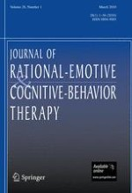 Journal of Rational-Emotive & Cognitive-Behavior Therapy 1/2010