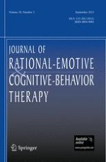 Journal of Rational-Emotive & Cognitive-Behavior Therapy 3/2012
