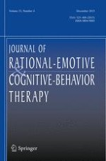 Journal of Rational-Emotive & Cognitive-Behavior Therapy 4/2015