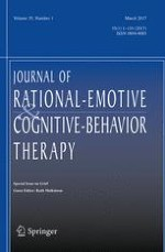 Journal of Rational-Emotive & Cognitive-Behavior Therapy 1/2017