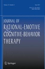 Journal of Rational-Emotive & Cognitive-Behavior Therapy 2/2017