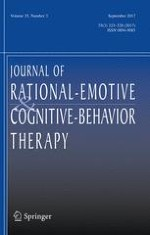Journal of Rational-Emotive & Cognitive-Behavior Therapy 3/2017