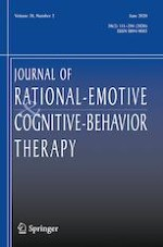 Journal of Rational-Emotive & Cognitive-Behavior Therapy 2/2020