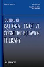 Journal of Rational-Emotive & Cognitive-Behavior Therapy 3/2020