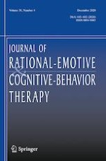 Journal of Rational-Emotive & Cognitive-Behavior Therapy 4/2020